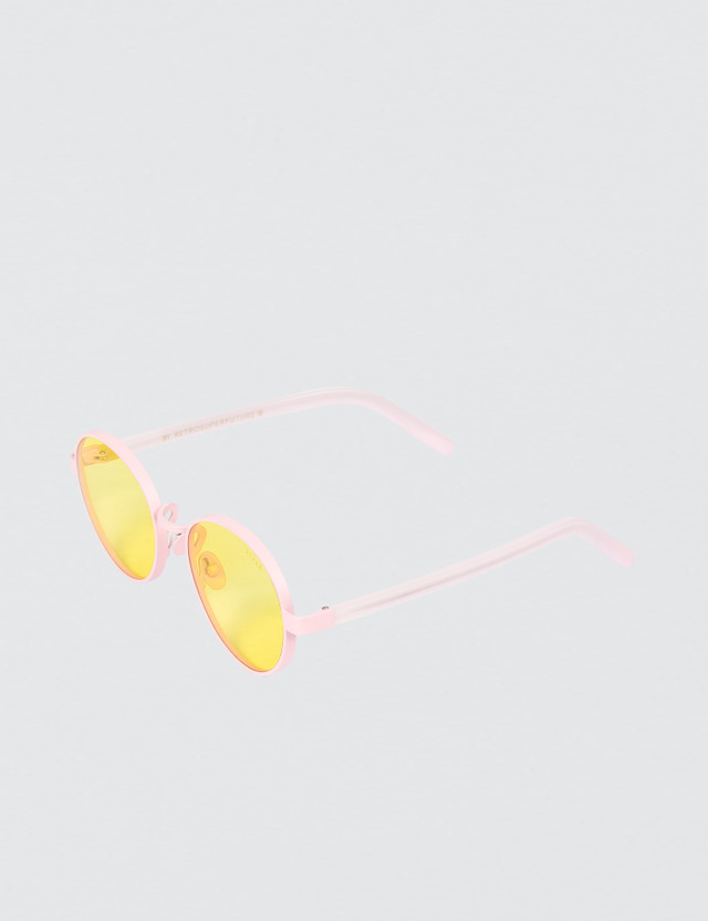 Super By Retrosuperfuture Ginza Giallo Sunglasses