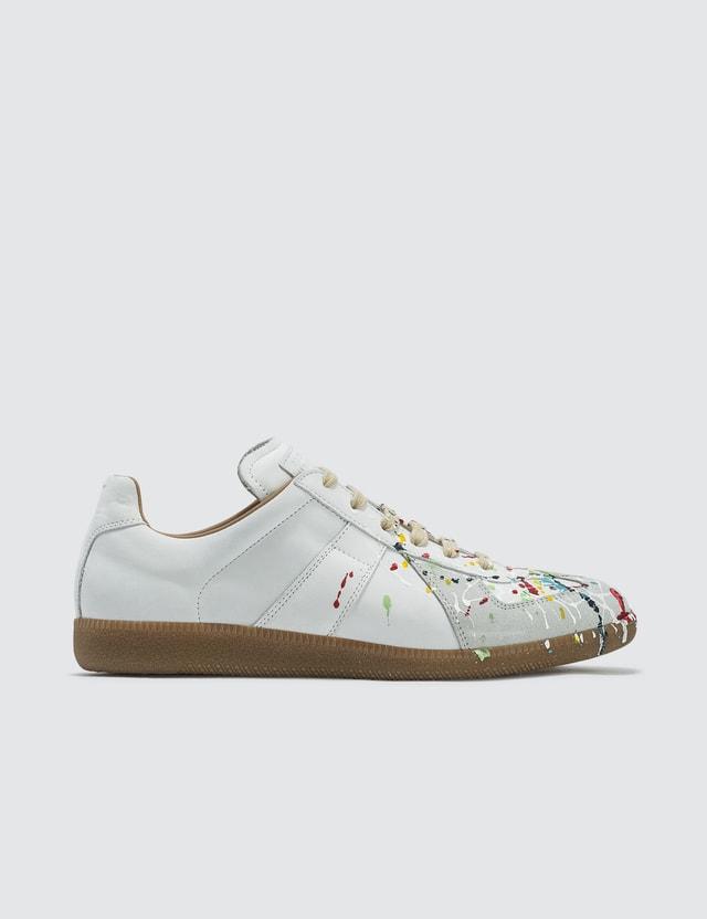 Maison Margiela Replica 'Paint Drop' Sneakers