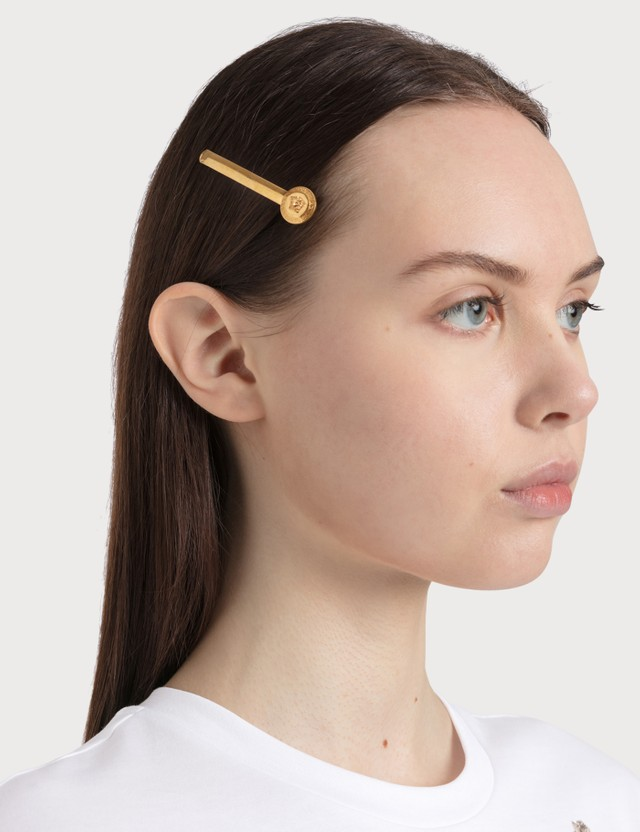 Versace Right Medusa Tribute Hair Pin