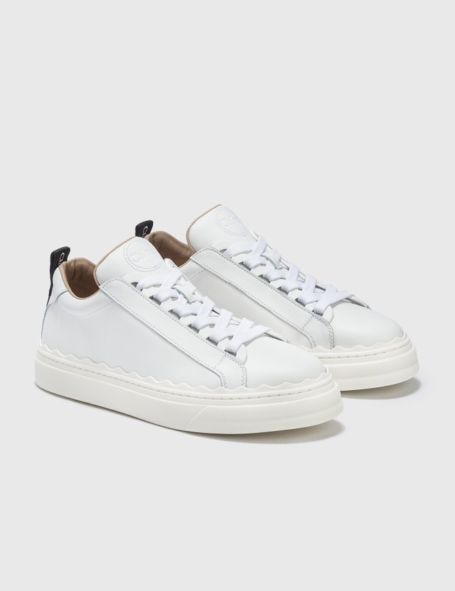 Chloé Lauren Sneakers White Women