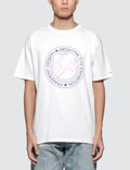 Medicom Toy Fragment Design x Be@rtee Circle Logo S/S T-Shirt Picture