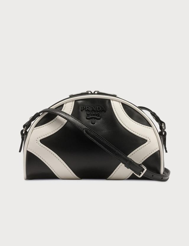 Prada Bowling Crossbody Bag