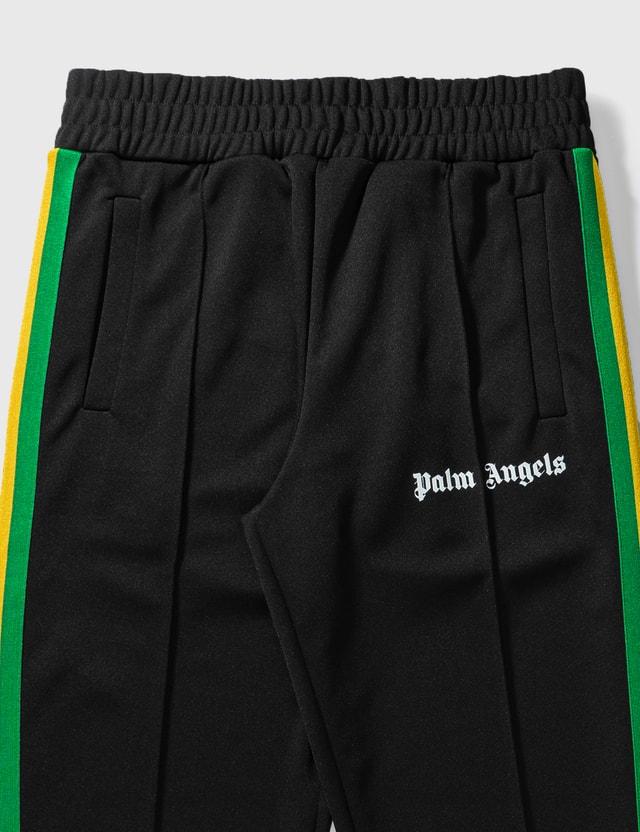 Palm Angels Exodus Classic Track Pants Black Men