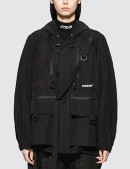 Hyein Seo Anorak with Detachable Pocket