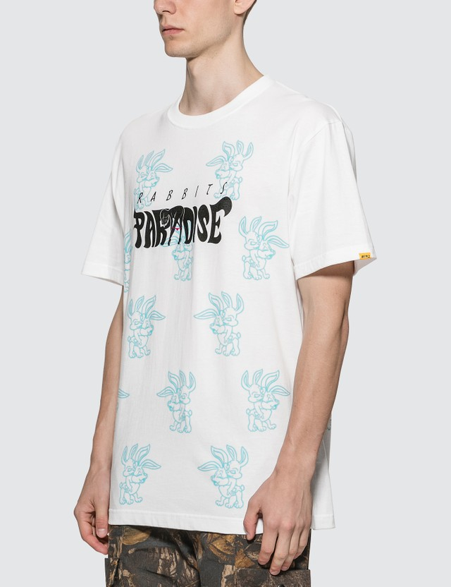 #FR2 #FR2 X Made In Paradise  Paradise For Rabbits T-shirt