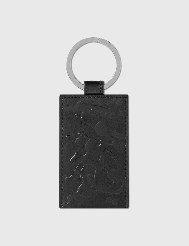 Maison Margiela Leather Keyring