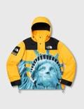 Supreme Supreme 19fw Tnf Statue Of Liberty Parka Picture