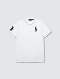 Polo Ralph Lauren Knit-Basic Mesh KC Polo (Kids) Picture