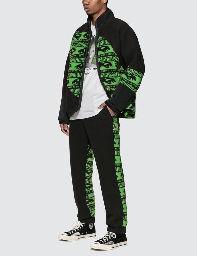 Perks and Mini P.A.M. x Neighborhood Fleece Jacket