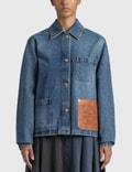 Loewe Anagram Short Jacket Picutre