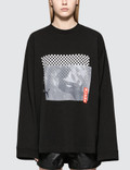 Fenty Puma By Rihanna Crew Neck L/S T-Shirt Picture