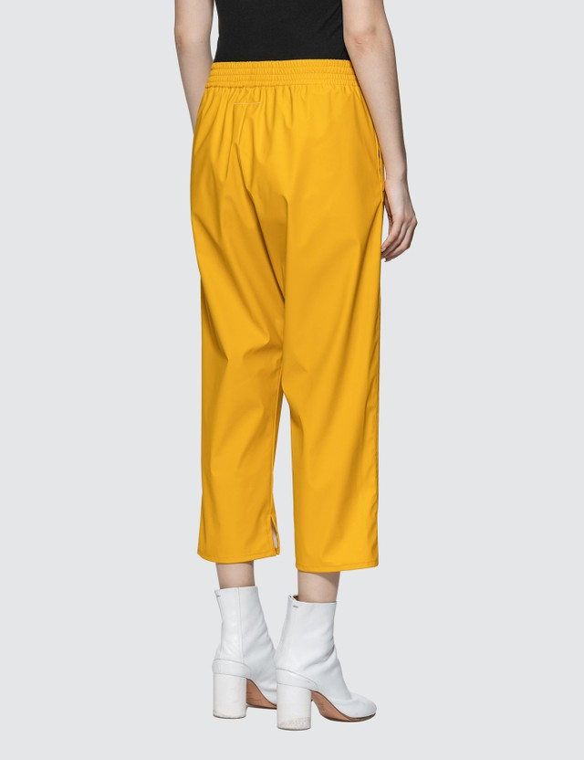 MM6 Maison Margiela Flared Cropped Pants