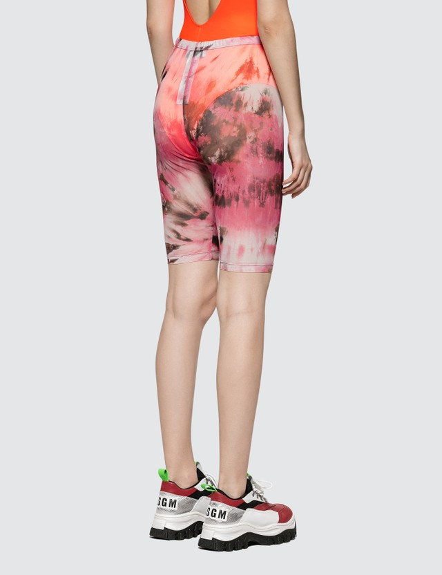 MSGM Bermuda Shorts Pink Women