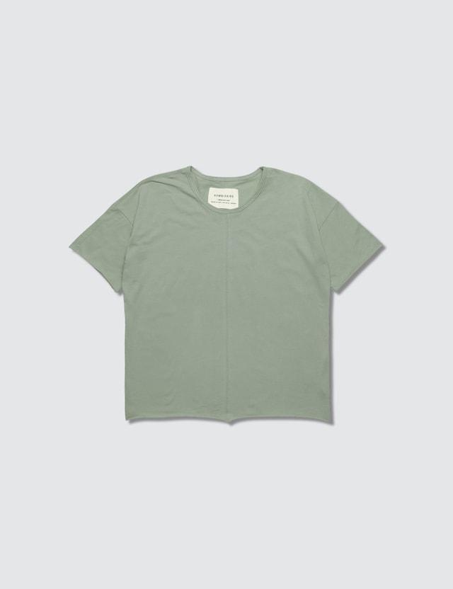Kambia Short Sleeve Top Green Kids