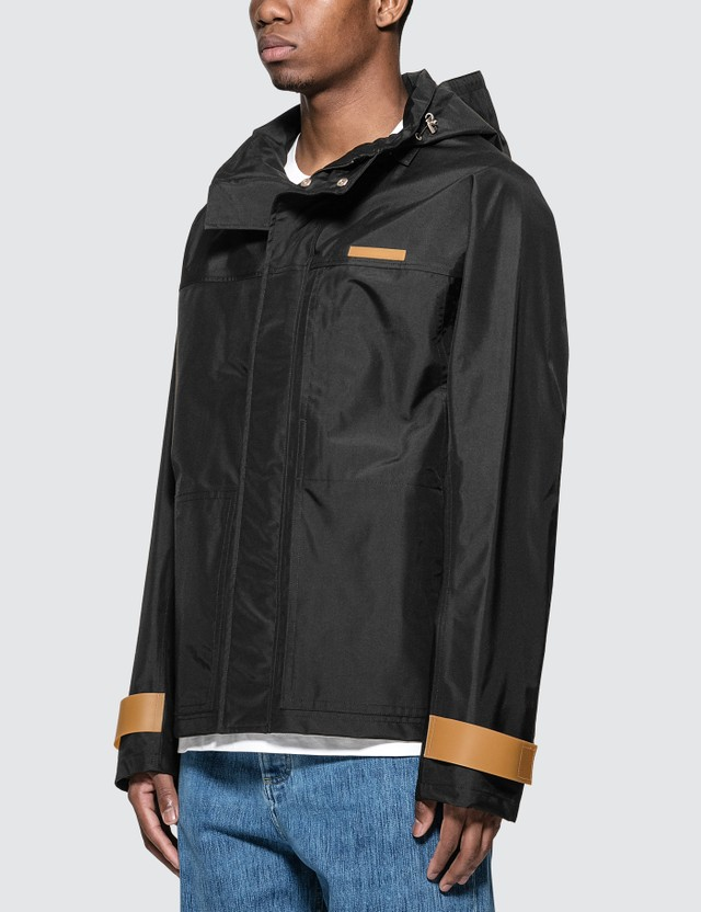 Helmut Lang Tech Zip Up Jacket