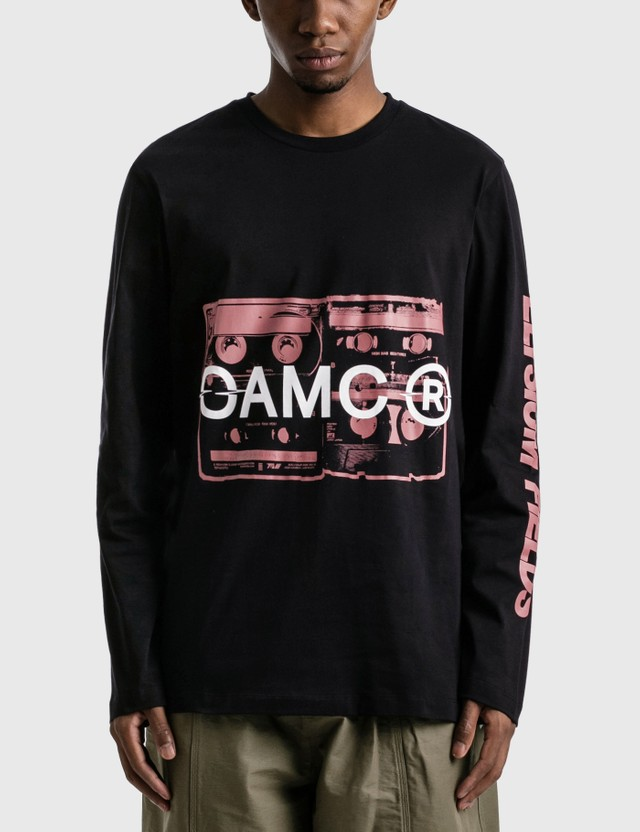 OAMC Elysium Long Sleeve T-shirt Black Men