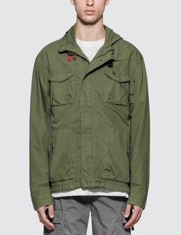 John Elliott Military Zip Field Jacket