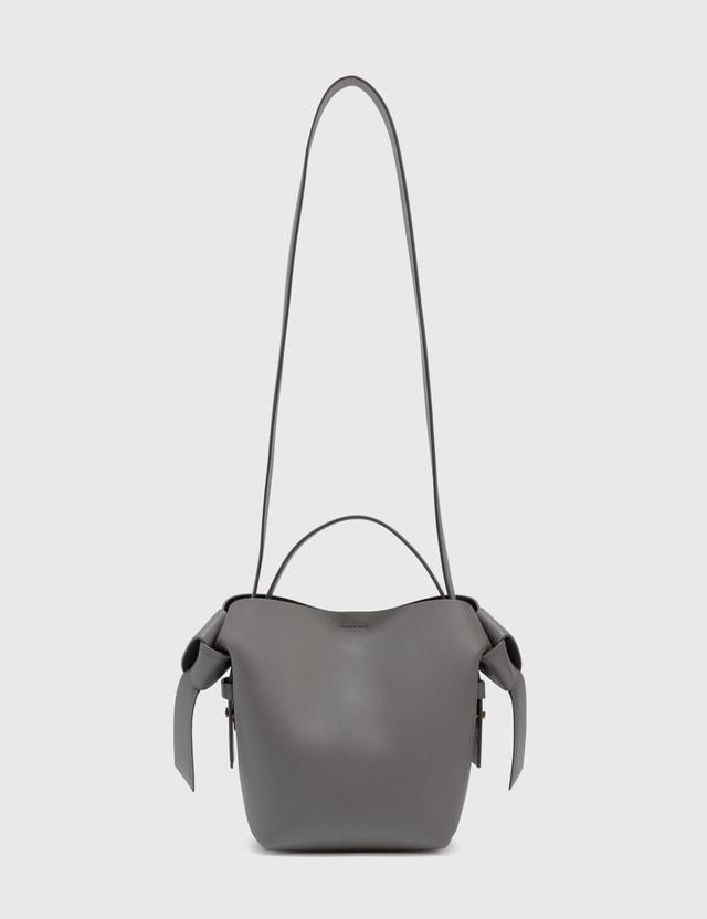Acne Studios Musubi Mini Bag Dark Grey Women