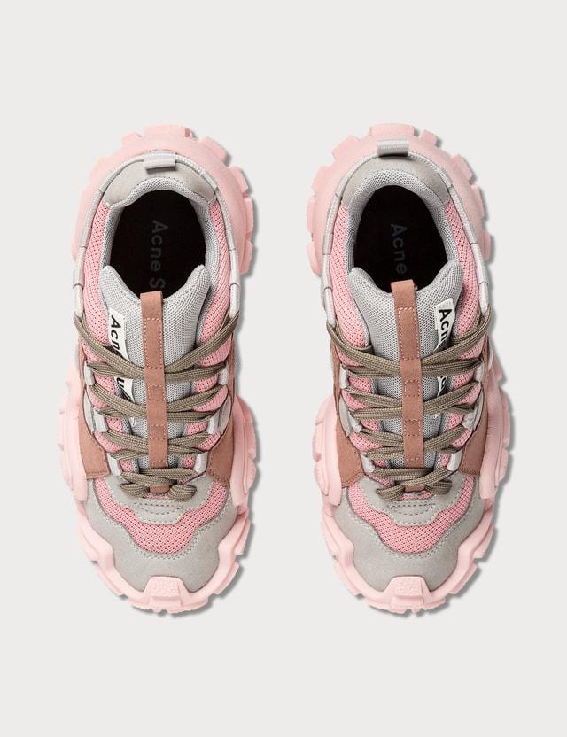 Acne Studios Bolzter W Tumbled Sneakers