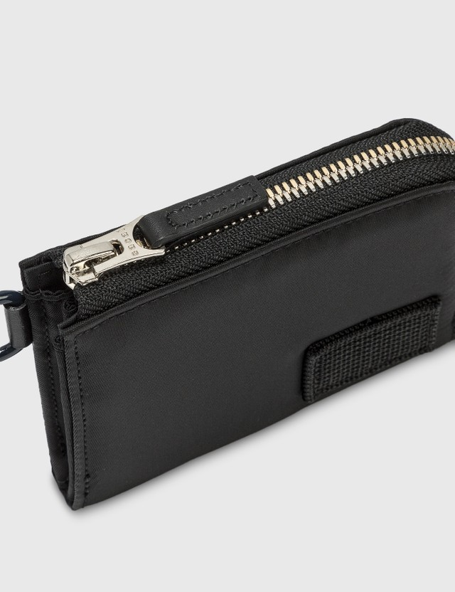 Sacai Sacai x Porter Nylon Wallet Black Men