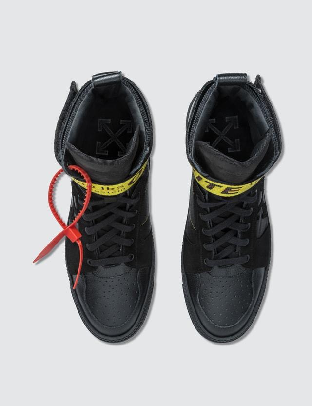 Off-White Industrial Belt Hi Top Sneaker
