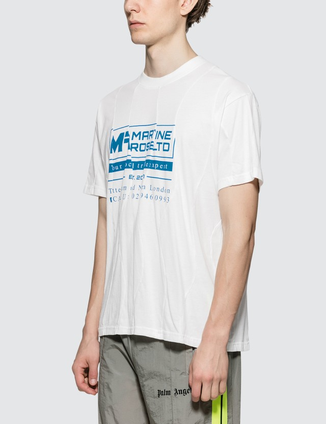 Martine Rose Wobbly S/S T-Shirt