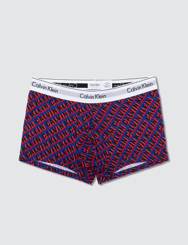 Calvin Klein Underwear Modern Cotton Stretch Limited Edition Trunk
