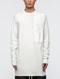 Rick Owens Drkshdw Pocket L/S T-shirt Picutre