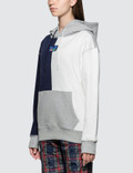 SJYP Multi Color Hoodie