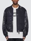 Maison Margiela Paint Splatter Jacket Picture