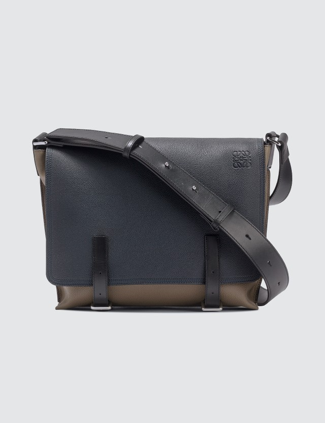 Loewe Military Messenger Small Bag