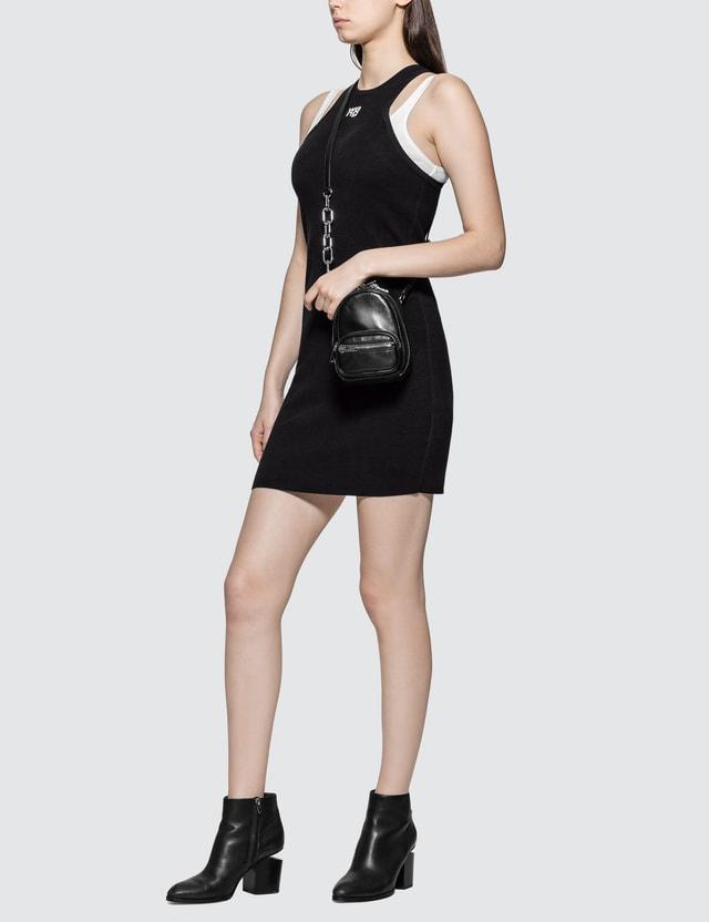 Alexander Wang.T Foundation Bodycon Layering Dress
