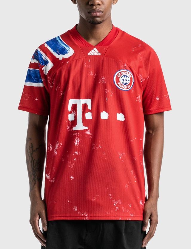 Adidas Originals Adidas x Pharrell Williams FC Bayern Human Race Jersey