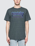 Thrasher Flame Logo T-Shirt Picture