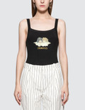 Fiorucci Angels Low Back Vest Body Picture