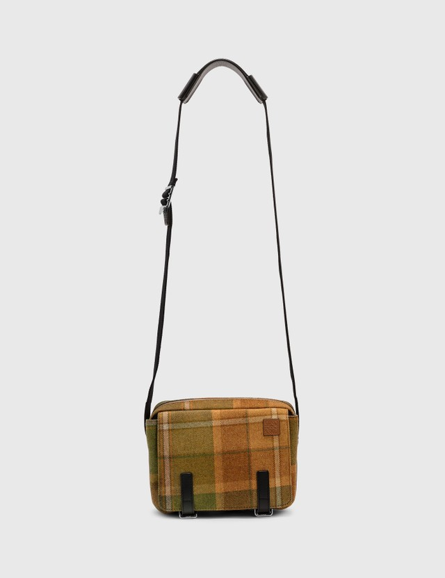 Loewe XS Military Messenger bag