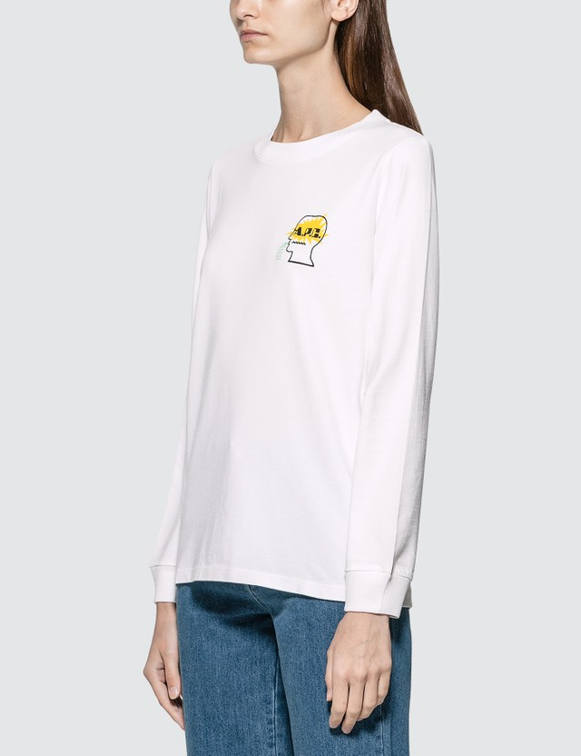 A.P.C. A.P.C. x Brain Dead Molly Long Sleeve T-shirt