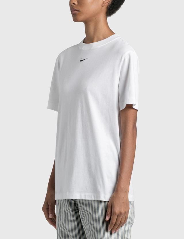 Nike Nike Essential T-Shirt White/black Women
