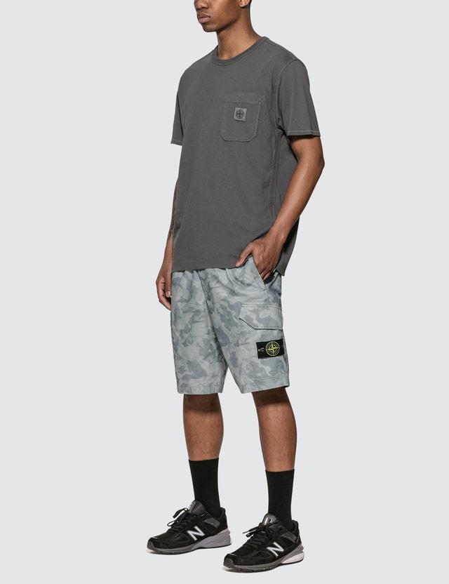 Stone Island Pocket Sleeve T-Shirt