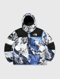 Supreme Supreme 17fw Tnf Mountain Baltoro Puffer Jacketの写真