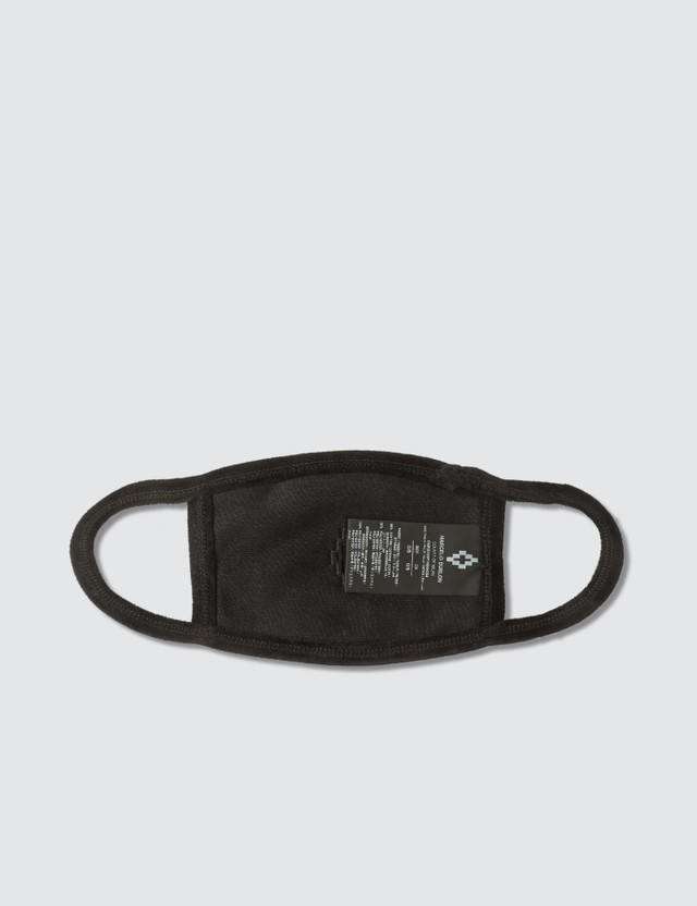 Marcelo Burlon Cross Chenille Mask