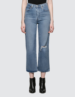 Levi's Ribcage Jeans
