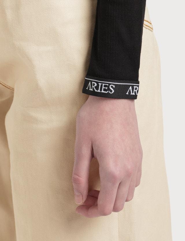 Aries Rib Crop Top