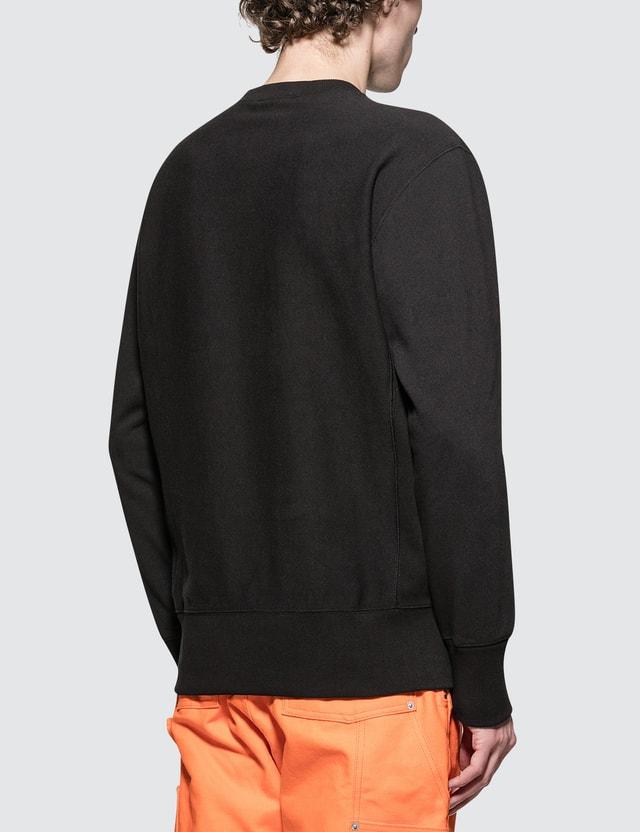 Champion Reverse Weave Script Logo Sweatshirt