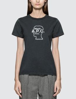 A.P.C. A.P.C. x Brain Dead Spooky T-shirt