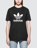 Adidas Originals Trefoil T-shirt Picture