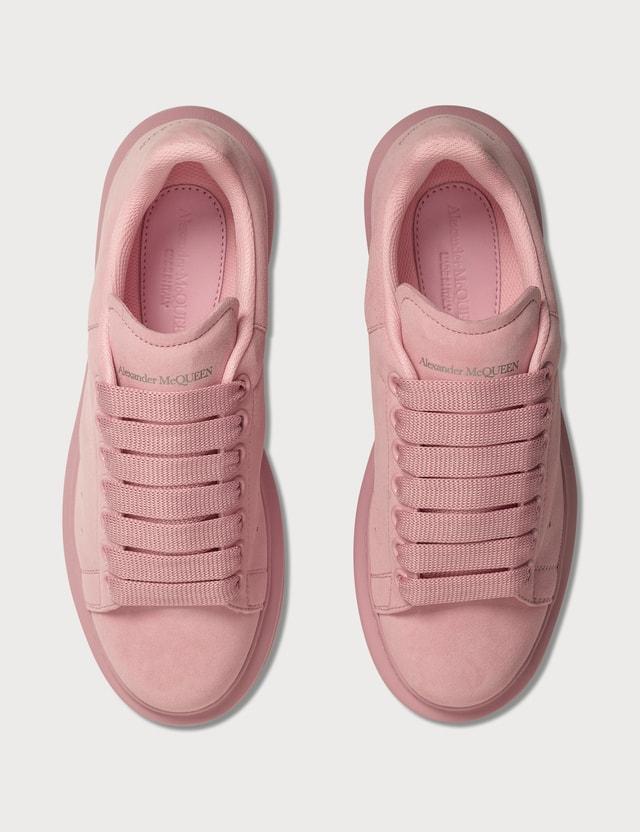 Alexander McQueen Allover Pink Oversized Sneaker