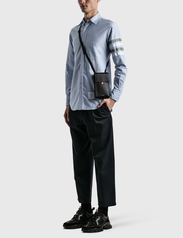 Thom Browne Phone Holder Black Men