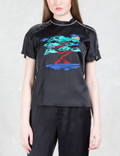 Opening Ceremony Silk Embroidered Bonsai T-Shirt Picture