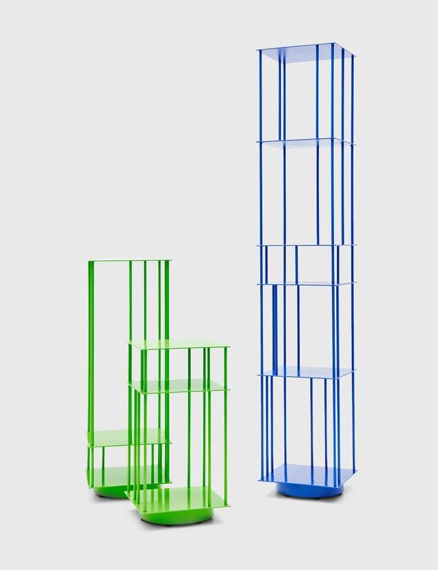 Crosby Studios Pencil Shelf Medium Green Men
